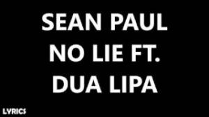 No Lie Ft. Dua Lipa