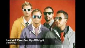 Love Will Keep You Up All Night